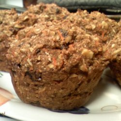 Shannon's Ultimate Zucchini Bran Muffins recipe