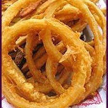 Lanas Southern Style Beer Batter Onion Rings