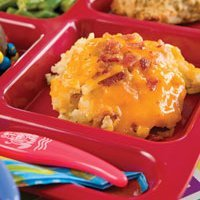 Paula Deens Cheesy Ranch Hash-brown Potatoes
