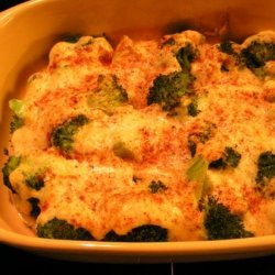Broccoli Gone Cheesy