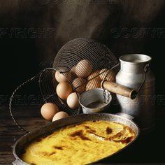 Creamed Corn Custard