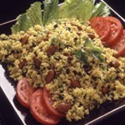 Moroccan Curried Couscous Salad