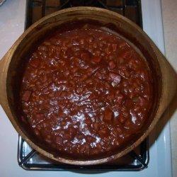 Smoked Bbq Beans recipe