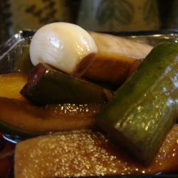 Korean Pickle