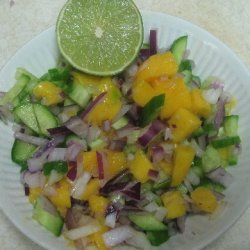 Elaines Simple Salsa recipe