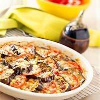 Mediterranean Eggplant Casserole