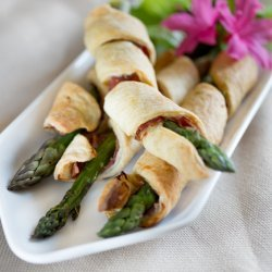 Asparagus Cigars