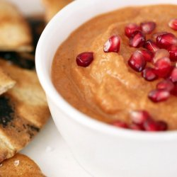 Red Pepper Dip with Walnuts