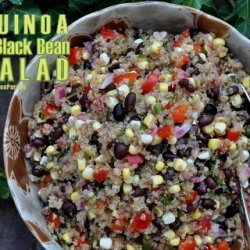 All-Season Bean Salad recipe