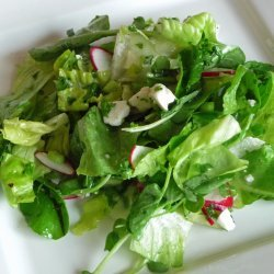 Tossed Green Salad with Herbs