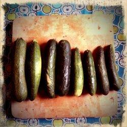 Zucchini Cucumber Soup