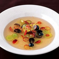 Chilled Grape Soup