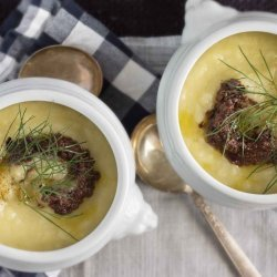Potato, Leek and Fennel Soup