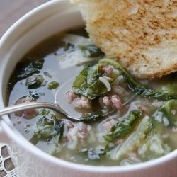 Escarole Soup recipe