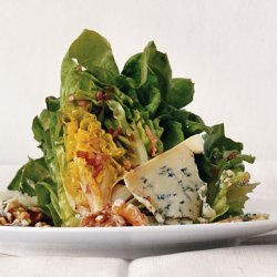 Boston Lettuce Wedges with Zinfandel Vinaigrette and Stilton recipe