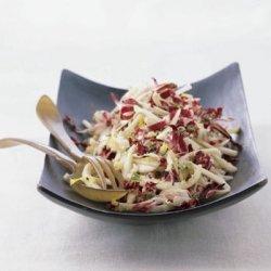 Endive and Radicchio Salad