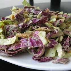 Jalapeno Cilantro Coleslaw recipe