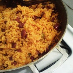 Rice And Beans recipe