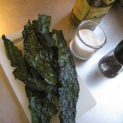 Roasted Kale