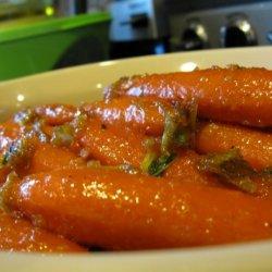 Glazed Petites Carrots