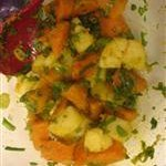 White Gold And Sweet Potato Hot Red Chili Winter S... recipe