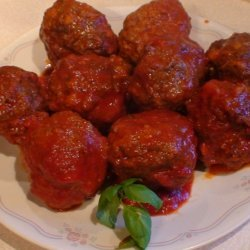 Paddy's Big Italian Meatballs