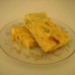 Broccoli And Cheese Corn Pudding
