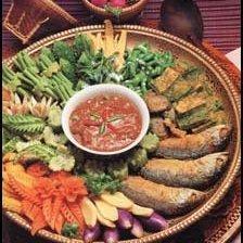 Thai Shimp Paste Chili  Namprik Kapi