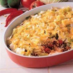 Cajun Cabbage