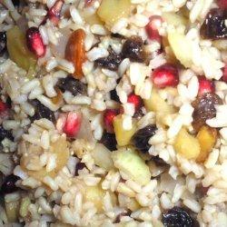 Pom Autumn Rice Pilaf