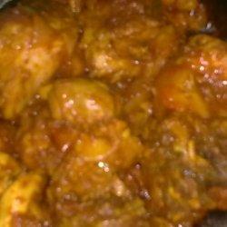 Pepper Chicken Delight