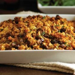 Bread Stuffing With Pancetta And Figs