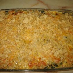 Potato Tuna Casserole