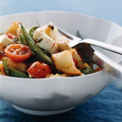 Roasted Vegetable Panzanella