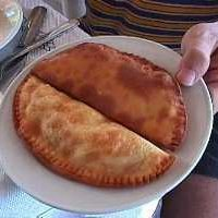 Greek Cheese Squares