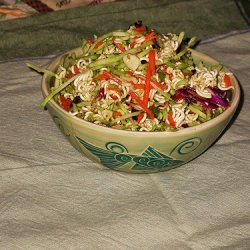 Crunchy Oriental Salad recipe