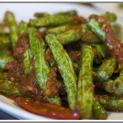 Sambal Style Long Beans