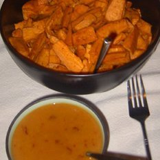 Sweet Taters Maple Chipotle Sauce recipe
