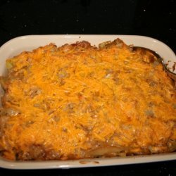 Potato And Onion Casserole