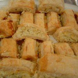 Knish  Onion Bake recipe