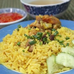Ginger Curry Rice recipe