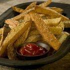 Crispy Cajun Fries
