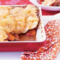Out Of The Box Hearty Beef-and-potato Casserole
