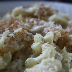 Grown-up Mac And Cheese