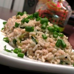 Green Chile Rice recipe