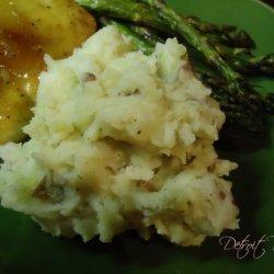 Garlic & Herb Mashed Potatoes