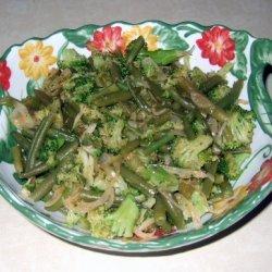 Ethiopian Green Beans