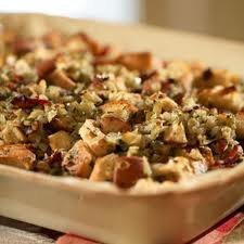 Homemade Turkey Stuffing With Liver
