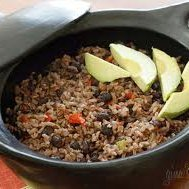Arroz Congri (cuban Rice And Black Beans)