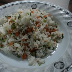 Vege Steam Rice